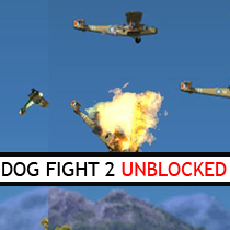 Dog Fight 2 Unblocked